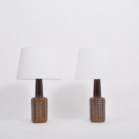 Pair-of-tall-Mid-Century-Modern-Ceramic-table-lamps-by-Einar-Johansen-for-Soholm