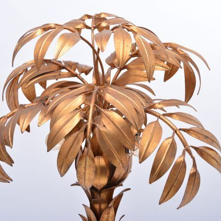 Vintage Golden Palm-tree-floor-lamp-by-Hans-Kögl-1970s