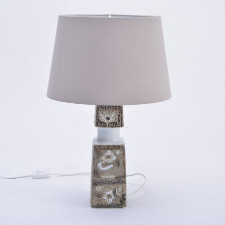 Mid-century-vintage-table-lamp-by-Nils-Thorsson-for-Fog-&-Morup-1960s