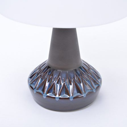 Vintage-model-1058-stoneware-table-lamp-by-Soholm
